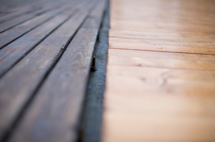 Decking Board Colours