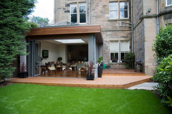 Seamless Decking Design
